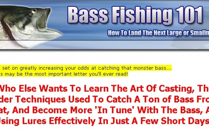 Bass Fishing2