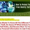 Identity Theft1