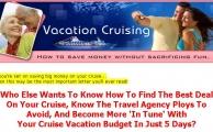 Vacation Cruising1